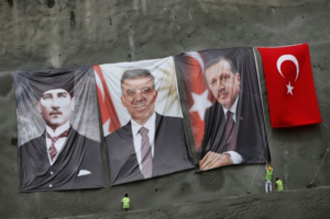 Erdogan Unhinged: The Turkish Power Struggle after Taksim