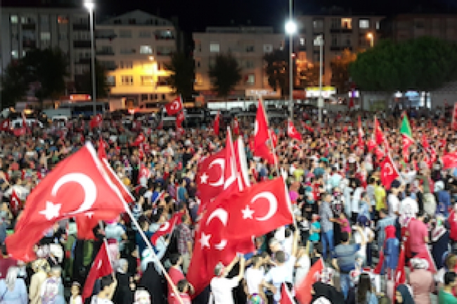 Post-Putsch Narratives and Turkey's Curious Coup