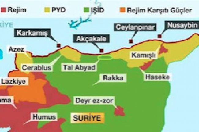 The PKK and the PYD: Comrades in Arms, Rivals in Politics?