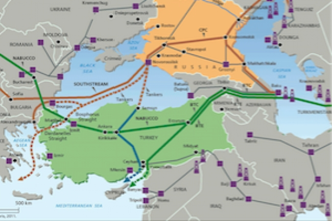 Turkey's Alternative Gas Suppliers: Who to bet on?